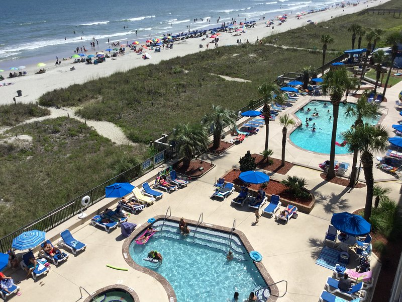 Peppertree Ocean Club Resorts, vacation rental in North Myrtle Beach