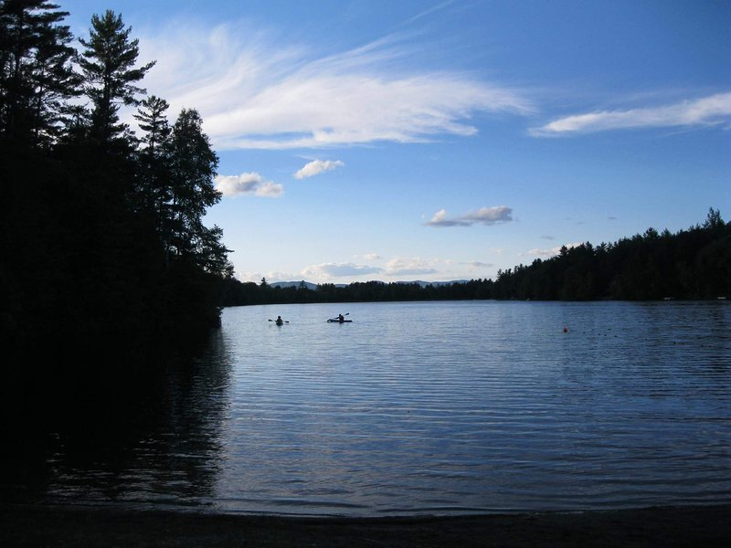 Who Cares Cabin in the White Mountains, location de vacances à Haverhill