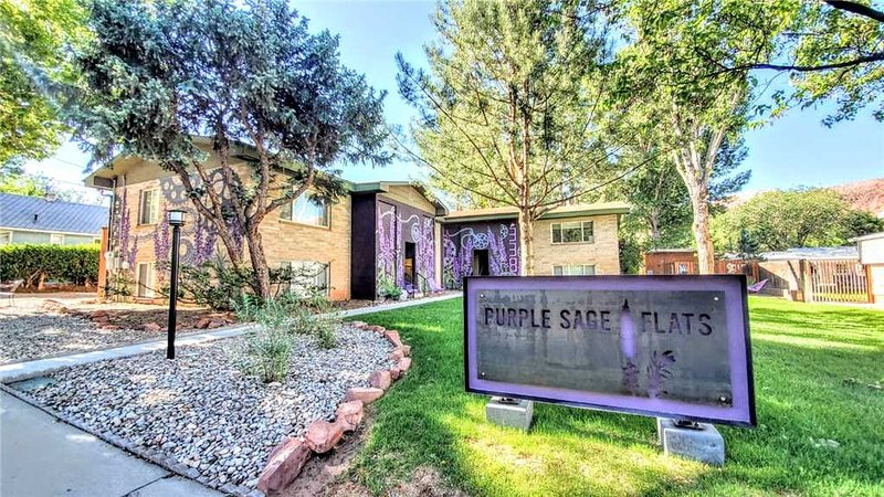 Purple Sage Flats #5, holiday rental in Moab