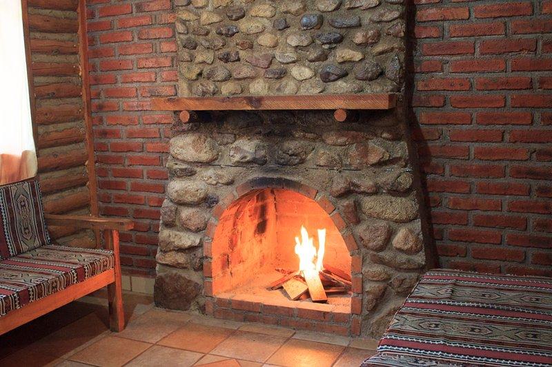 Cabaña #5 Sehuereachi, holiday rental in Chihuahua
