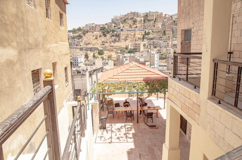 Royal Luxuries - Old View Amman. Terrace - Garden, holiday rental in Amman Governorate