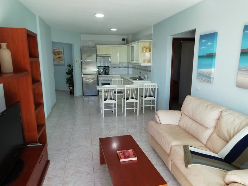 CAS RUBÉN CALETILLAS, holiday rental in Las Caletillas