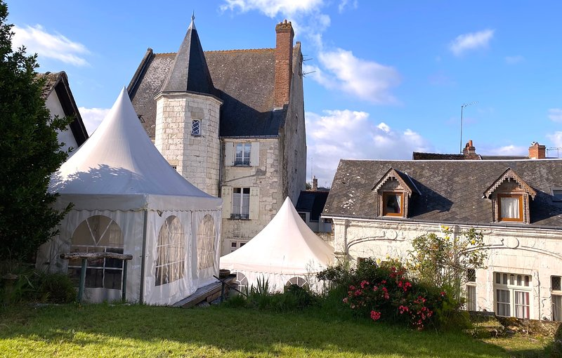 La Chancellerie, vacation rental in Loir-et-Cher