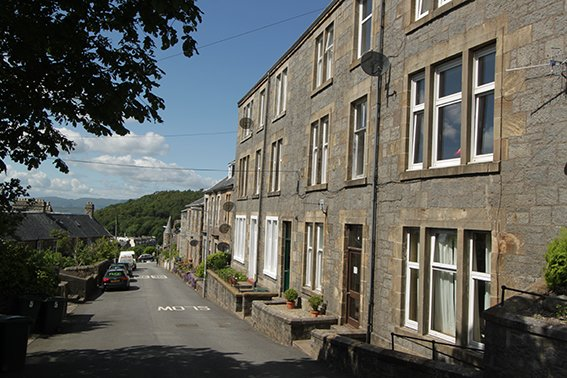 Apartment D - 4 Battery Terrace Oban - One Bedroom, holiday rental in Kilmore