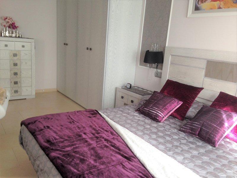 Apartamento Calella a 100 m del mar, para 4 pers, aluguéis de temporada em Calella