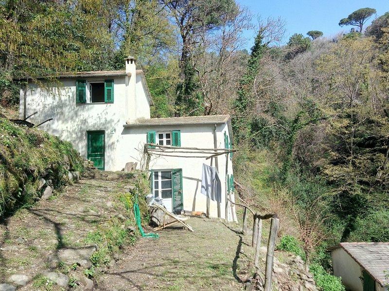 Mulino di Marisa, holiday rental in Portofino