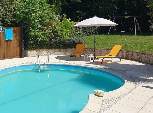 Gite du Silence - Stylish gite in beautiful French countryside – semesterbostad i Fongrave