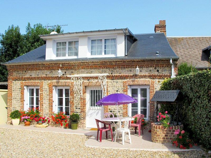 Le Champ des Mouettes (PPT400), vacation rental in Sassetot-le-Mauconduit