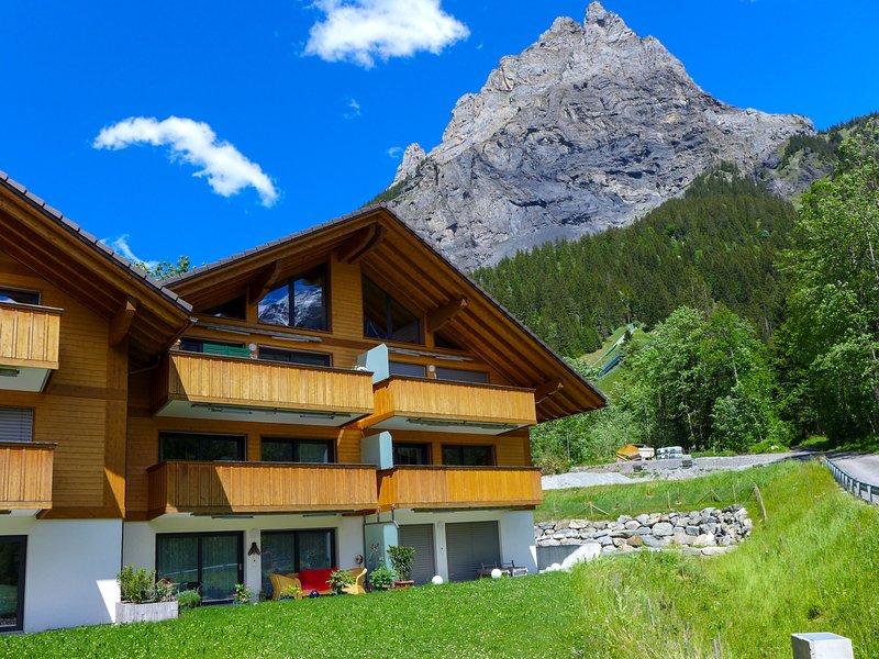 Arvenwald, vacation rental in Achsete