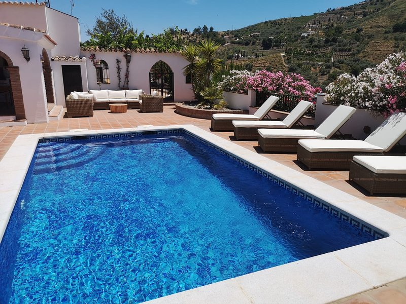 Finca Feliz, holiday rental in Competa