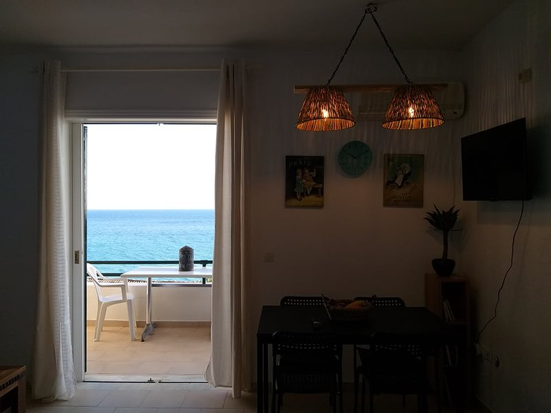 Glyfada beach Corfu 'New Era' Home 112 panoramic view, casa vacanza a Kokkini