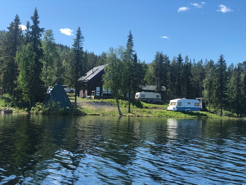 Northern Light Camp (Cabby), alquiler vacacional en Jukkasjarvi