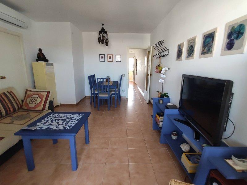 CAROL'S HOUSE Cubelles Beach HUTB-017601, vacation rental in Cubelles