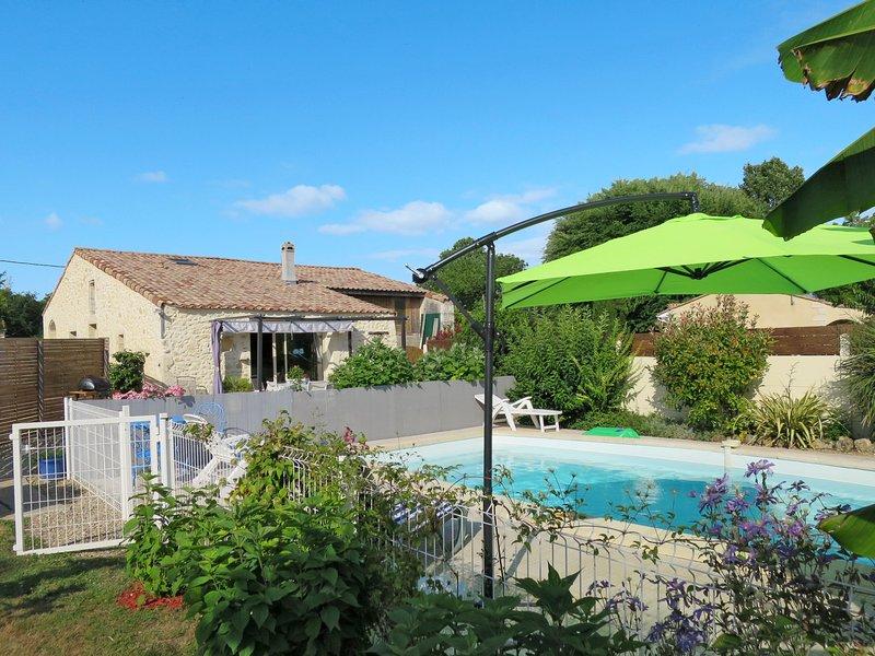 Tuilières (CME100), casa vacanza a Pauillac