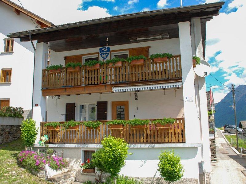Casa Clelia, holiday rental in Acquarossa