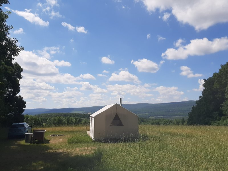 Tentrr Signature Site - Sunrise Hill, alquiler vacacional en Schenectady