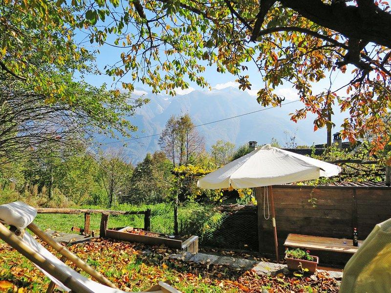 Baita Anita (DOD100), holiday rental in Vanzone con San Carlo