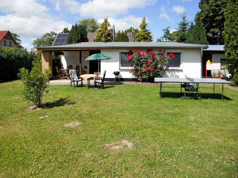 Rose (KLD100), holiday rental in Lieschow