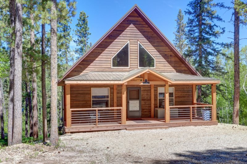 Lookout View Retreat, holiday rental in Iola