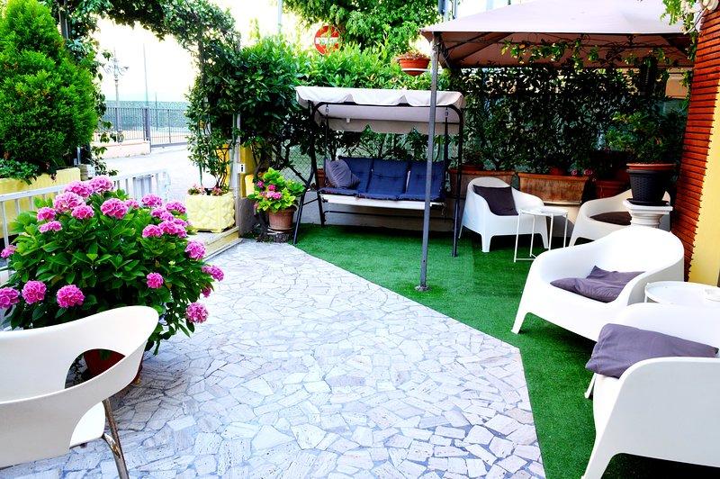 New Hotel Cirene Triple Room Comfort full pension, casa vacanza a Rivazzurra di Rimini