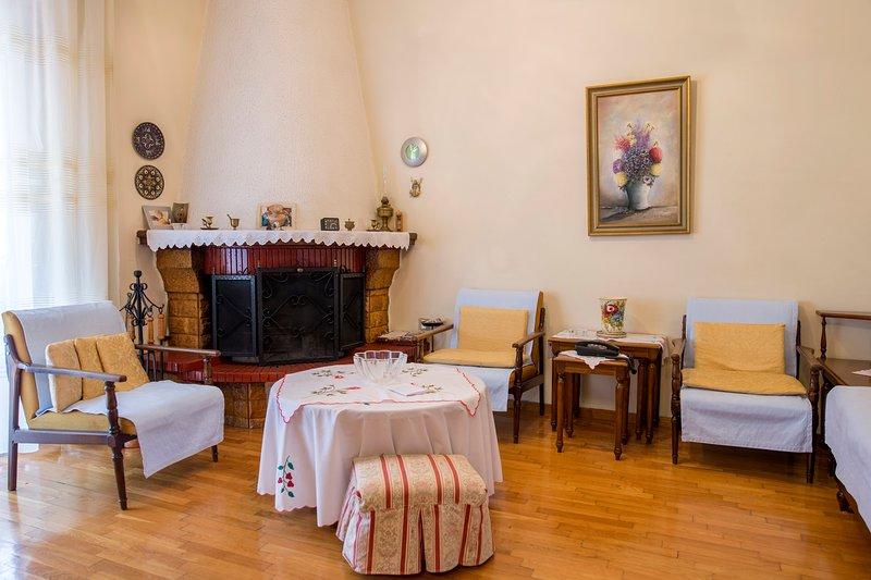 Apartment Vironos Trikala, casa vacanza a Prinos