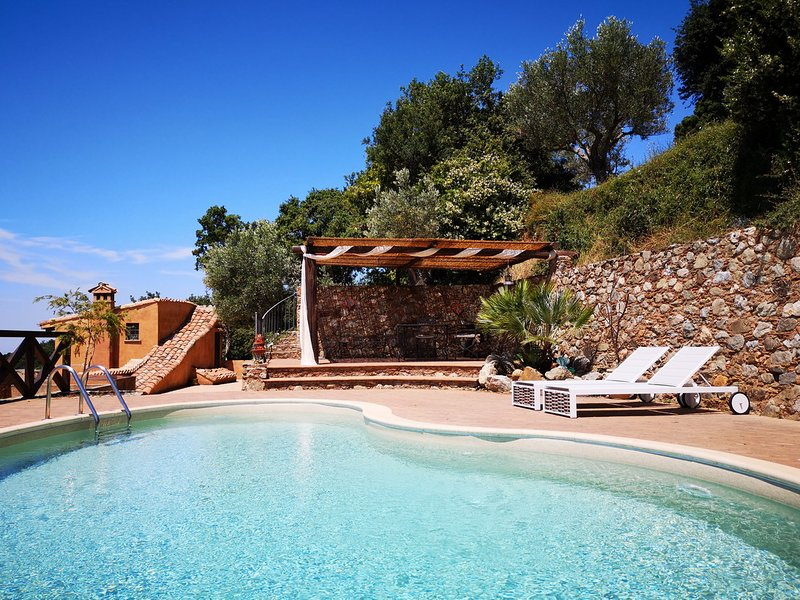 Villa dei Feaci, holiday rental in Gizzeria Lido