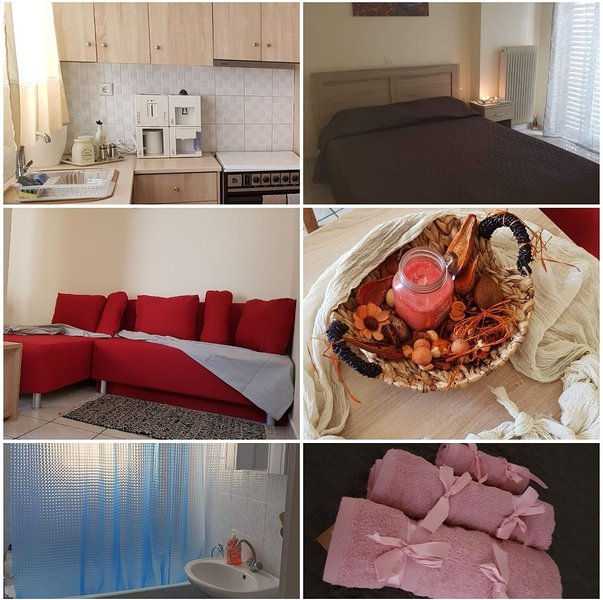 DIMHA Studio, holiday rental in Korakochori