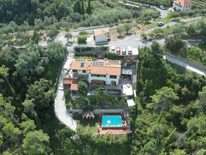 Il Rifugio di Sam, location de vacances à Casarza Ligure