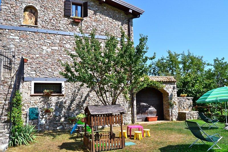 Mimosa, holiday rental in San Giorgio