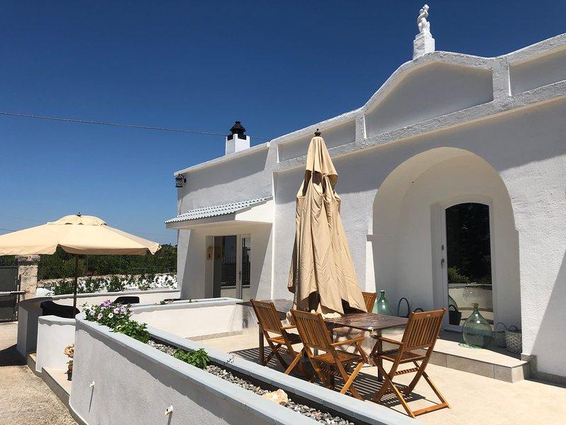 Casa Vacanza i Cedri, holiday rental in La Fica