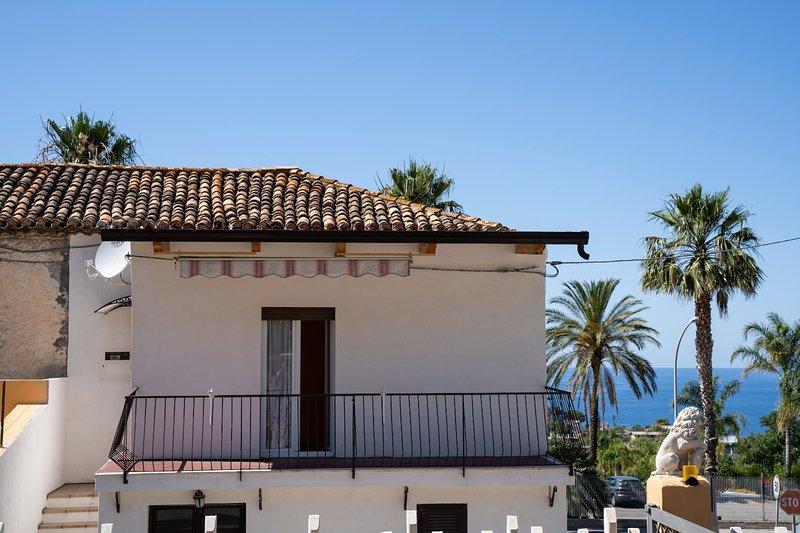 Casa vacanza Furchì wine, vakantiewoning in Brattiro