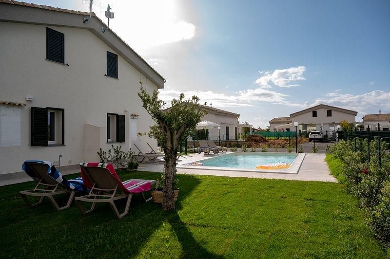 Residence Salinelle Beah Villa Salina 5 – semesterbostad i Capo