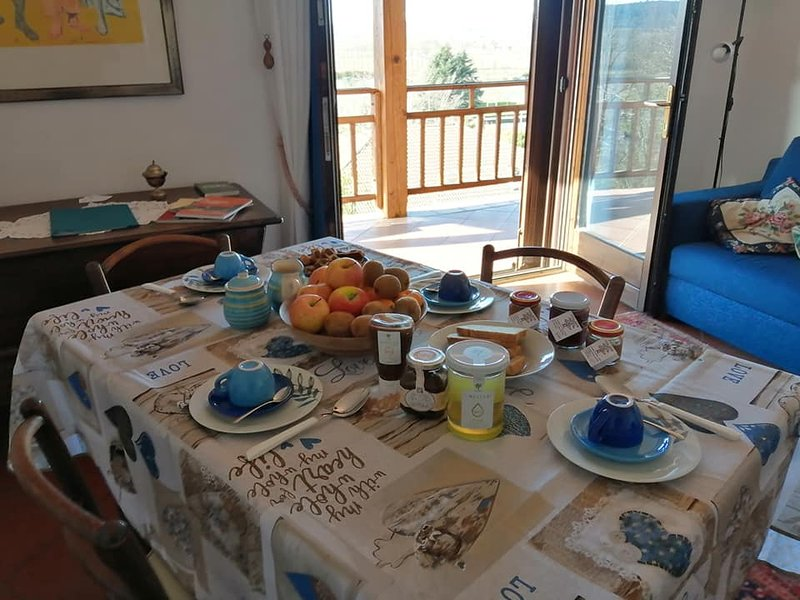 B&B Le Viole Bianche, holiday rental in Viverone