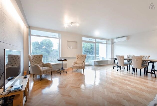 Heart Of City Full Forest Panorama Apartment, holiday rental in Izmir