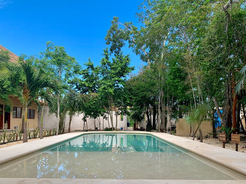 Lovely Apartment for 2-4 guests- HighSpeed WiFi / 24HRS Check In4, location de vacances à Tulum