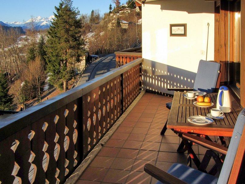 BergSicht (LAA300), vacation rental in Laax