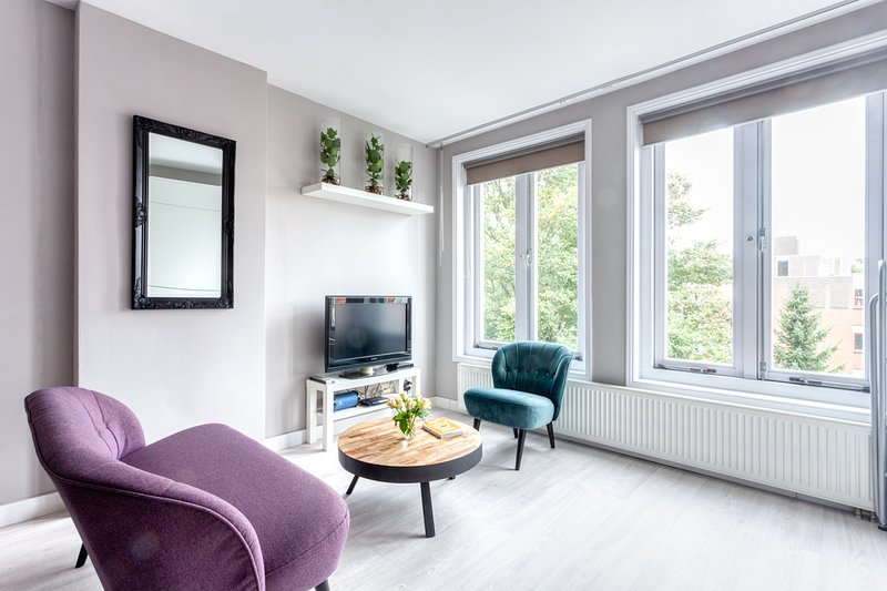 Bed and Breakfast The Rose 2 pers. Private suite, alquiler de vacaciones en Haarlem