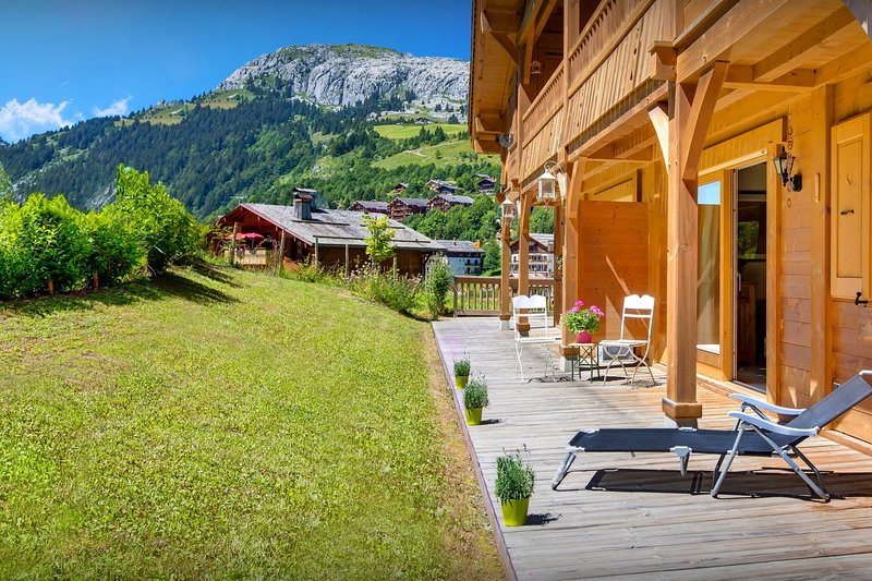 Chalet L'Ours Blanc - OVO Network, holiday rental in Le Reposoir