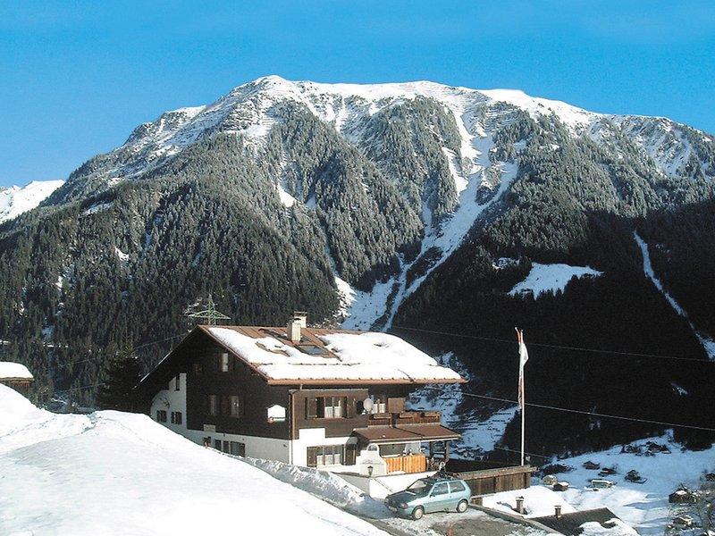 Alpinchalet Zigjam, vacation rental in Gaschurn