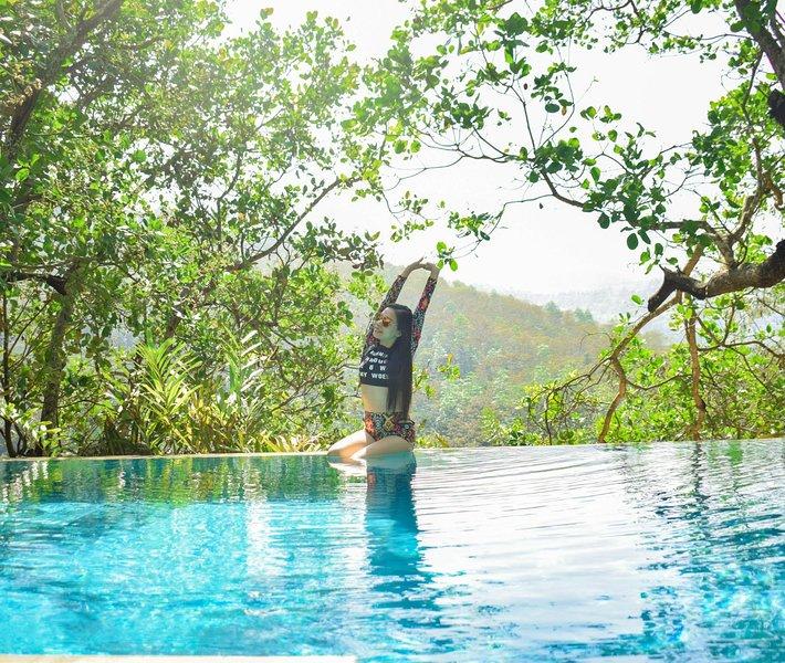 Aqua Dunhinda Villa, vacation rental in Norton Bridge