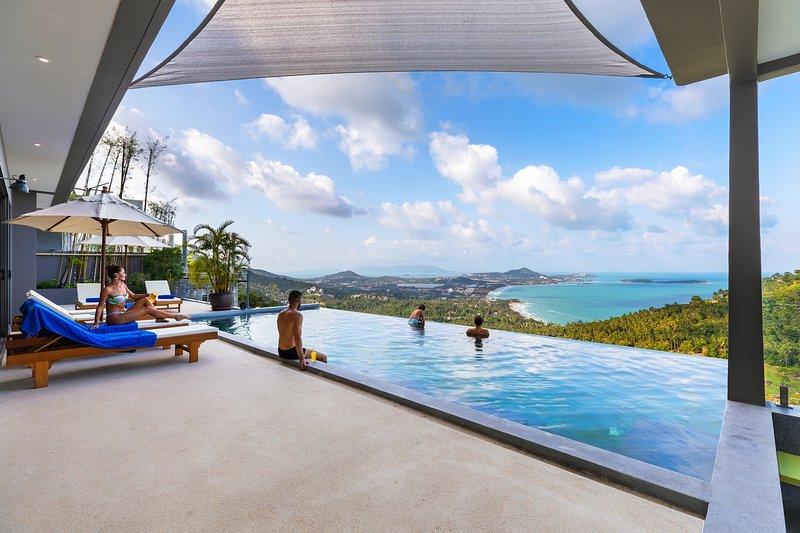 The villa 26 – Luxueuse Villa Privée – Chaweng Noi - Koh Samui, holiday rental in Koh Phaluai