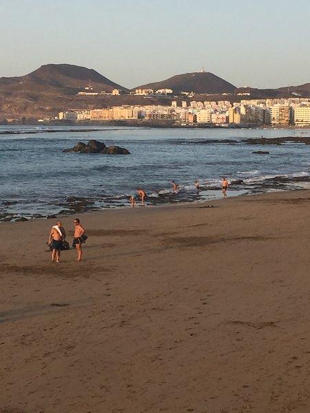 BELLO HORIZONTE, un hogar con vistas al mar, location de vacances à Las Palmas