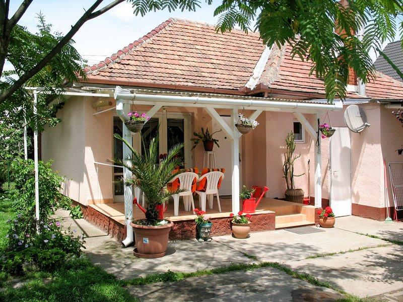 Nádor (FOD125), holiday rental in Kaptalantoti