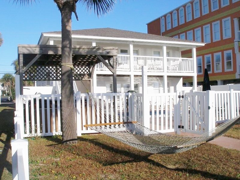 Crescent Palms Luxury Oceanfront 8 Bedroom Beach Home W Private Pool Hot Tub Updated 2021 Tripadvisor North Myrtle Beach Vacation Rental