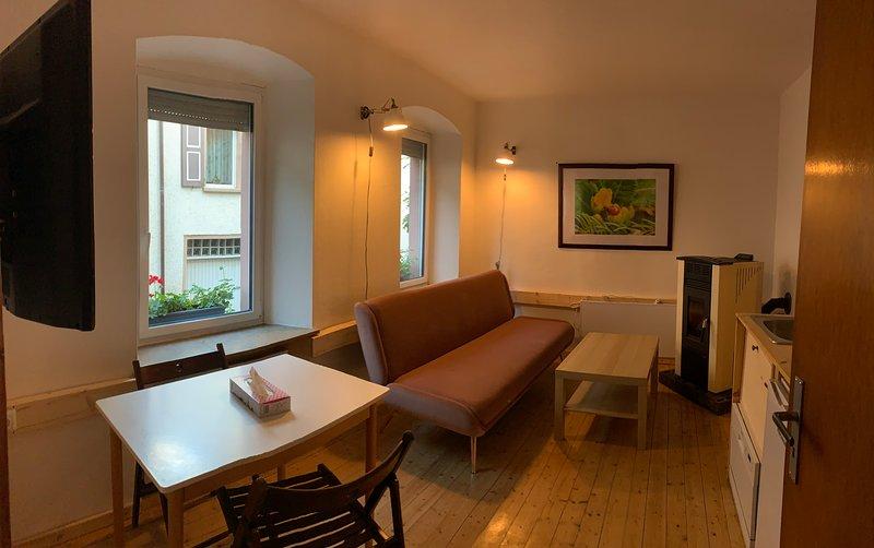 Das Marienkaeferhaus, Mosel - The Ladybug House, Moselle - Apt 1, location de vacances à Urzig