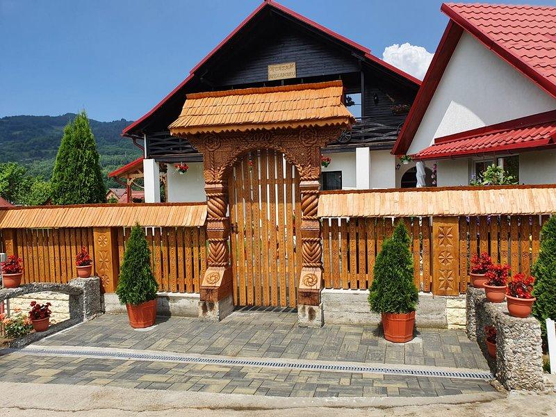 Camera Chedve - Pensiune în Maramureș – Casa Alexandru – Cazare Maramureș, casa vacanza a Northwest Romania