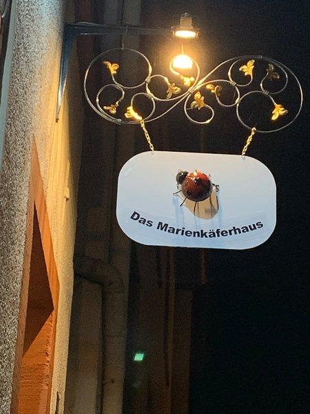 Das Marienkaeferhaus, Mosel - The Ladybug House, Moselle, holiday rental in Kinheim