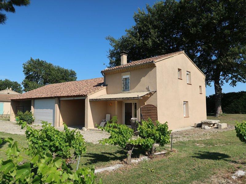 La Cardeline (GRG200), casa vacanza a Reauville
