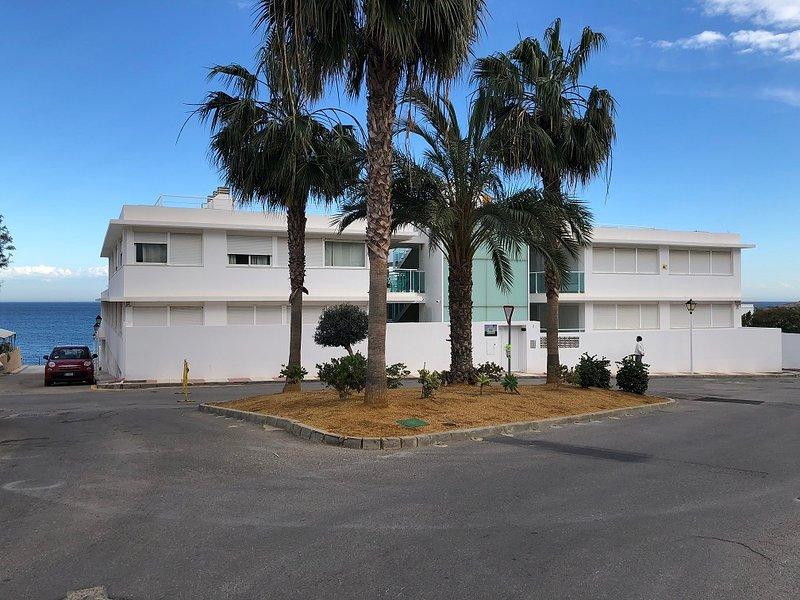 Cabo de Gata, Carboneras primera linea de playa, lugar sin aglomeraciones., holiday rental in Carboneras