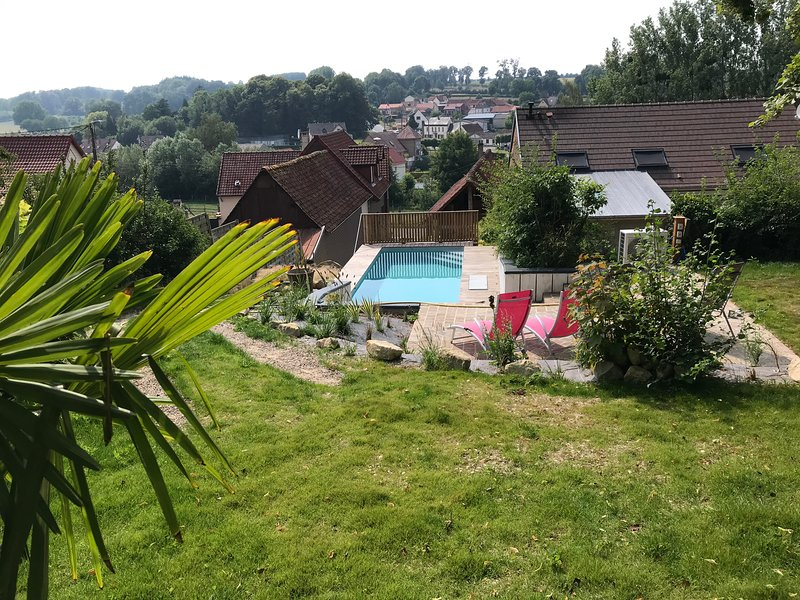 villa THIEBAULT, holiday rental in Abbeville
